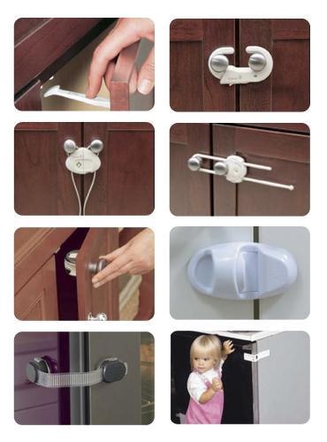 Как закрыть шкаф купе от ребенка своими руками